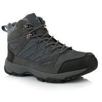 K-Way Women's Talus Boot  -  midblue-black