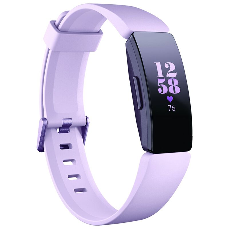 Fitbit Inspire HR Watch -  lilac