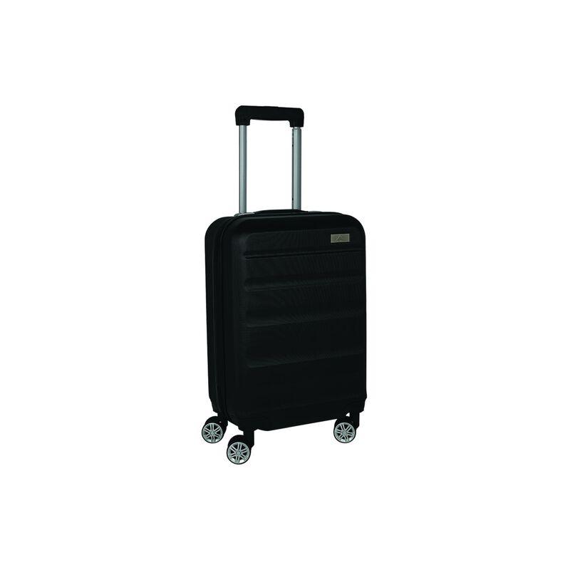 K-Way Spinner 2 Small Luggage Bag -  black