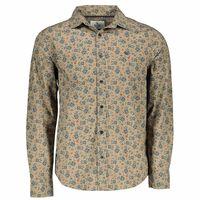 Scott Slim Fit Shirt -  olive