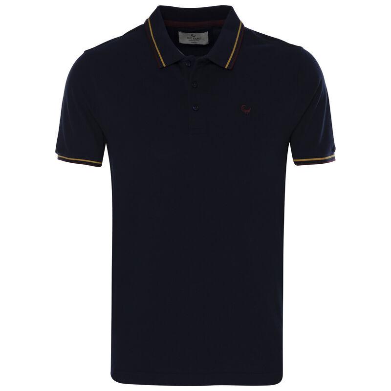 Old Khaki Men's Coleman Standard Fit Golfer -  navy