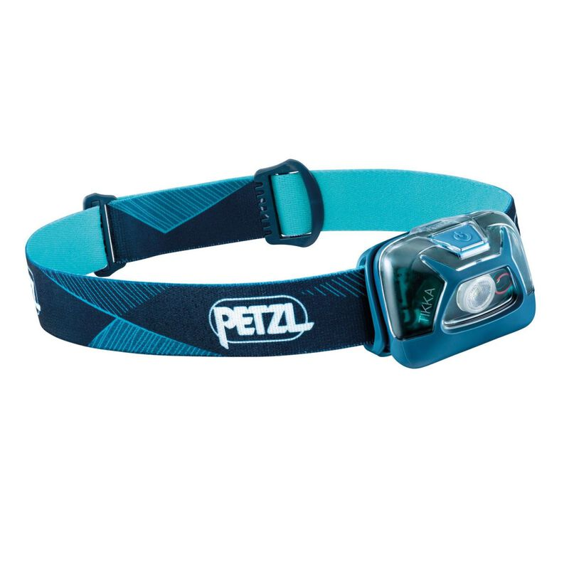 Petzl Tikka 300 Lumen Headlamp -  blue