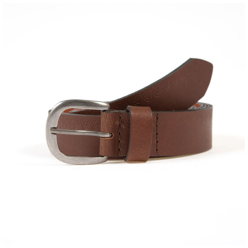 Old Khaki Women's Maylee Embossed Detail Belt -  brown