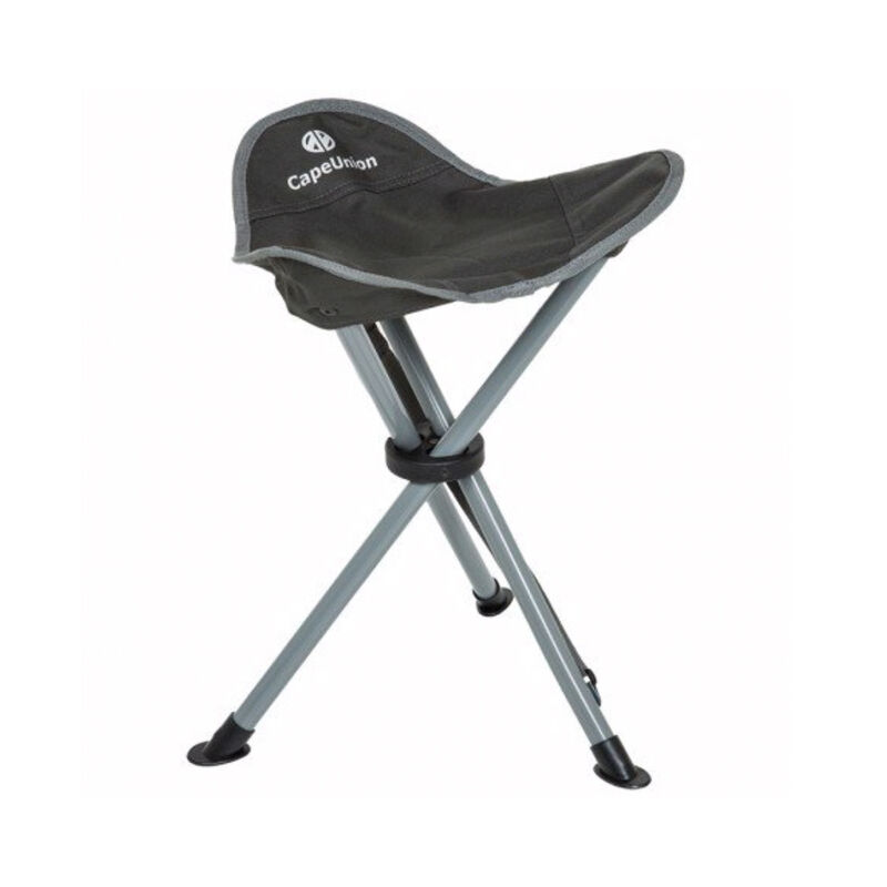 Cape Union Tripod Chair -  charcoal-charcoal