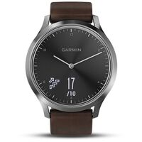 Garmin Vivomove HR Premium -  black-silver