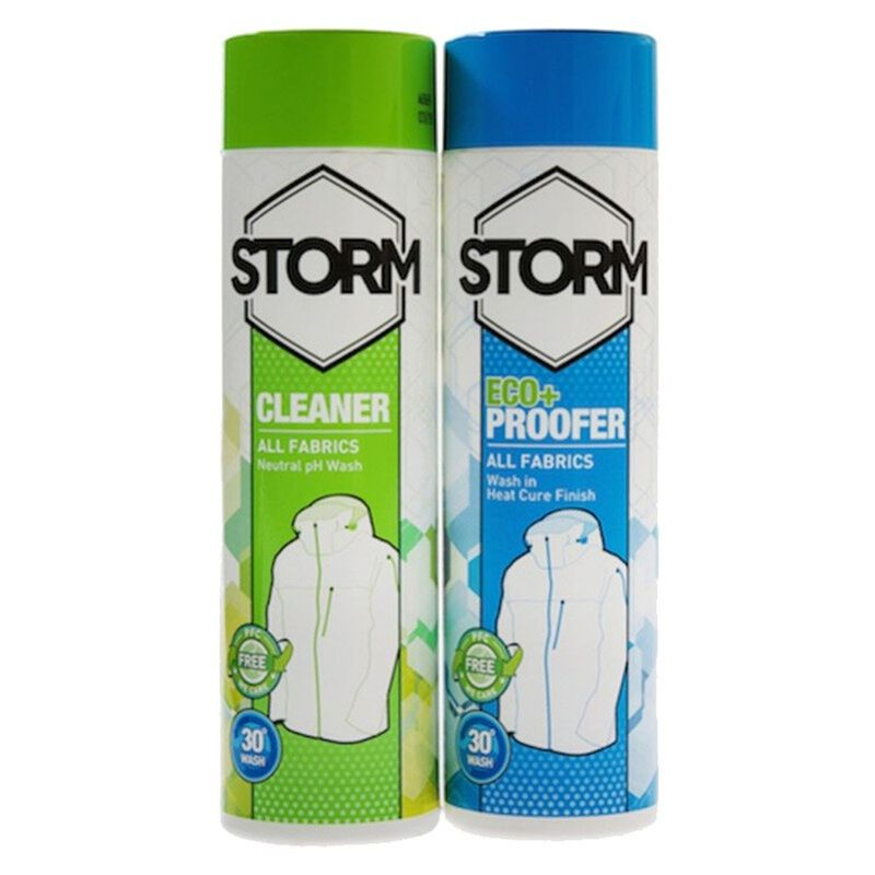 Storm Twin Pack 300ml -  nocolour