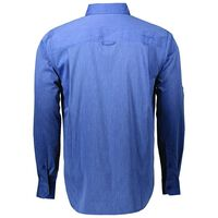 K-Way Men's Explorer Rawda Long Sleeve Shirt -  navy