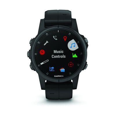 Garmin Fenix 5S Plus Sapphire Watch