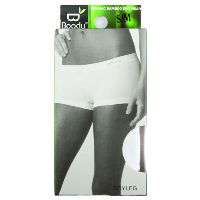 Boody Women's Boyleg -  white