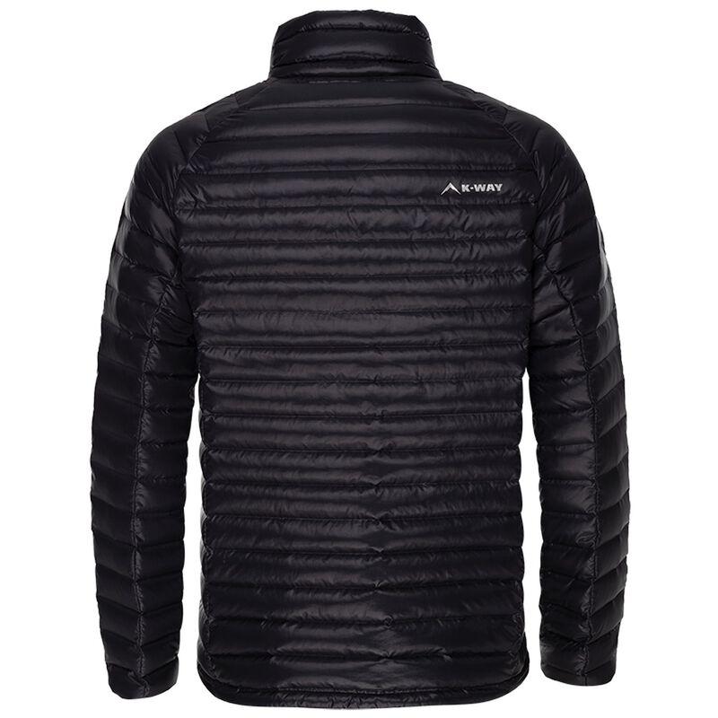 K-Way Men's Gordon Down Jacket -  graphite