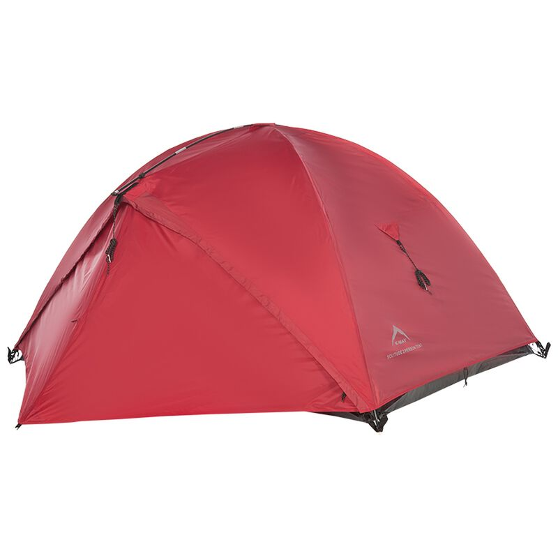 K-Way Solitude Two-Person Tent -  red
