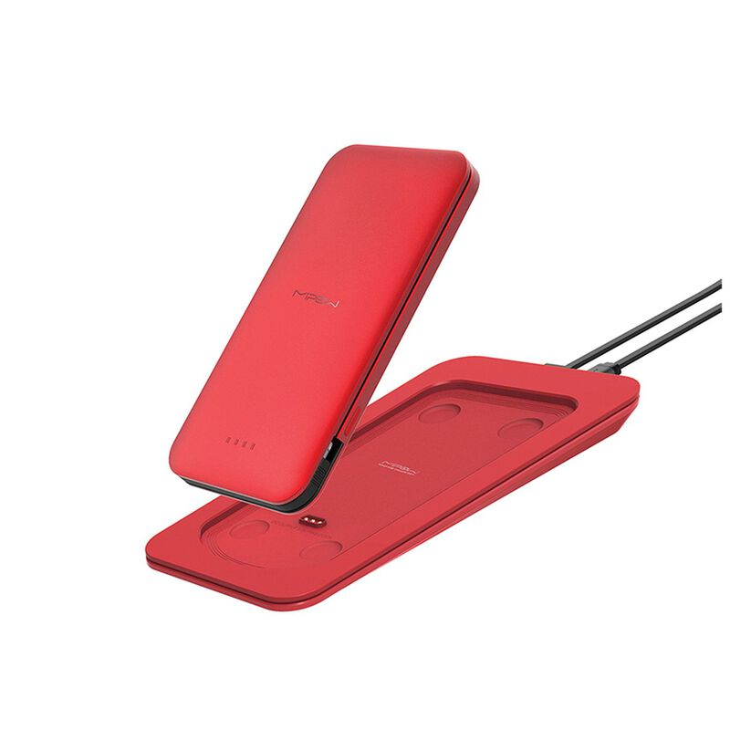 MiPow Power Cube 7000 -  red