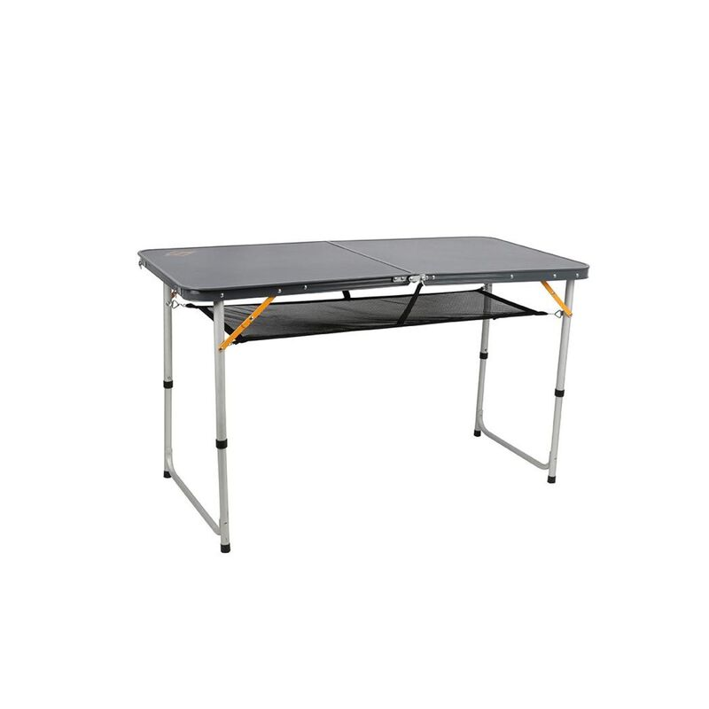 OZtrail Double Folding Table -  nocolour