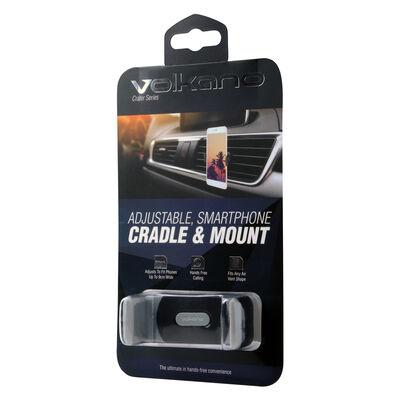 Volkano Crater Adjustable Car Phone Cradle