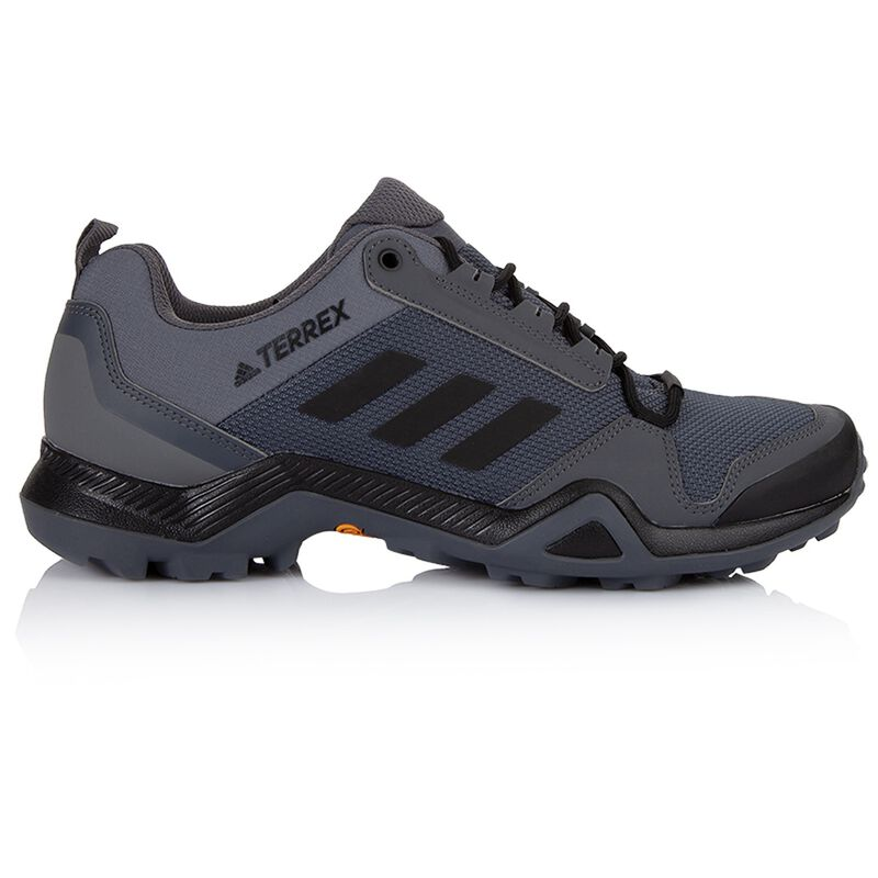 Adidas Men's AX3 Shoe -  grey-black