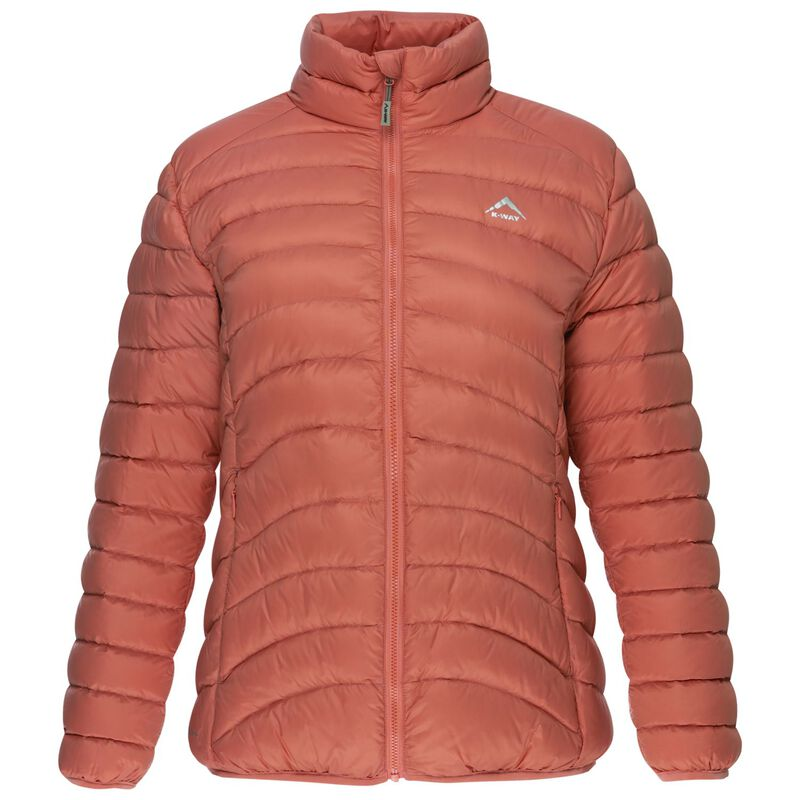 K-Way Women's Swan '18 Down Jacket -  apricot