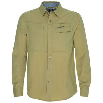 K-Way Men's Explorer Tredou Long Sleeve Shirt