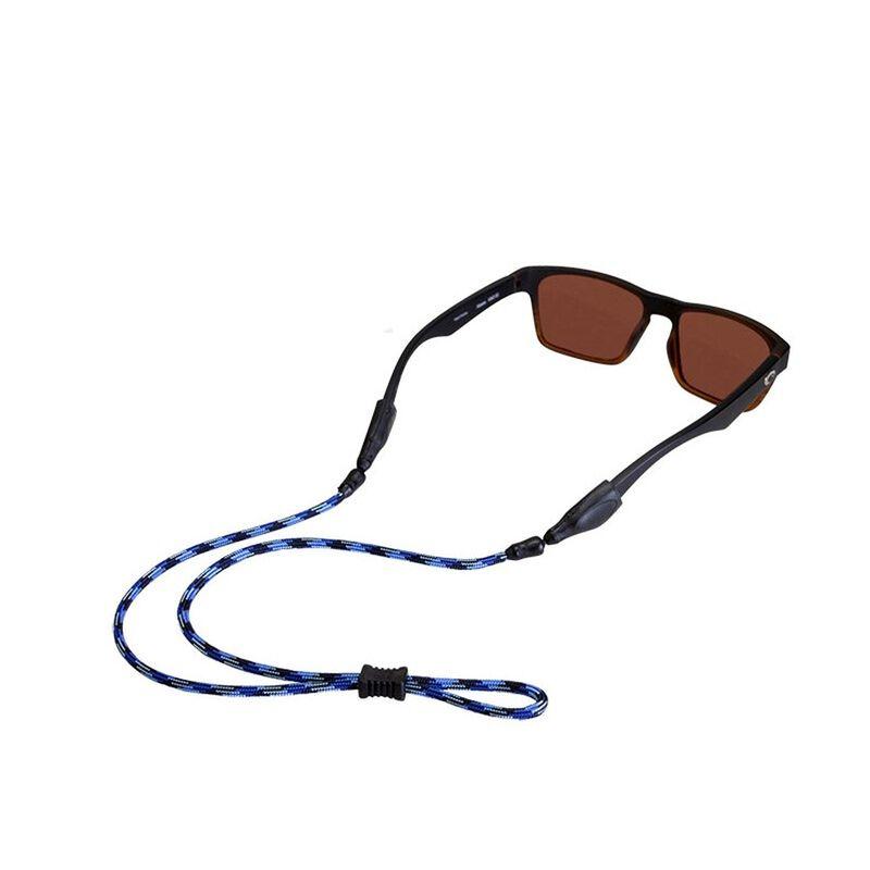 Croakies Terra System  XL & XXL Glasses Cord Combo -  navy-camo