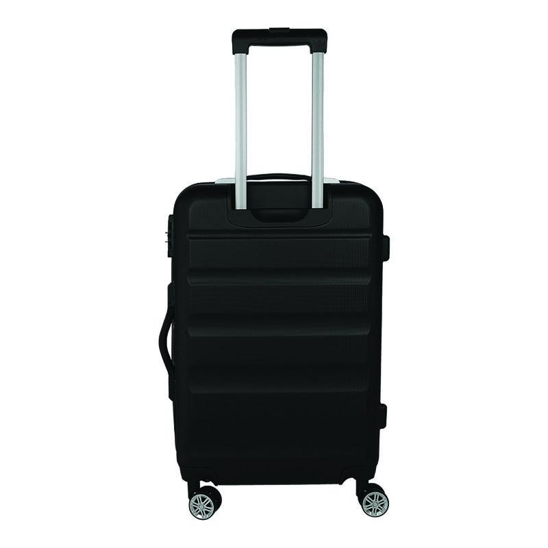 K-Way Spinner 2 Medium Luggage Bag -  black