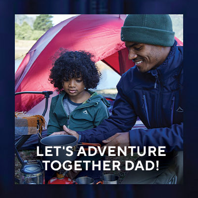 Gift Card - Let's Adventure Together Dad